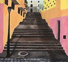 "Escalones de San Juan by Myriam ""Lisy""  Velazquez"