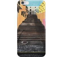 Escalones de San Juan iPhone Case/Skin