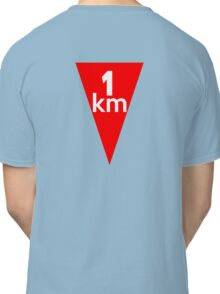 Flamme Rouge  Classic T-Shirt