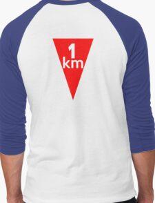 Flamme Rouge  Men's Baseball ¾ T-Shirt