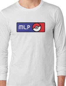 Major League Pokemon v2 Long Sleeve T-Shirt