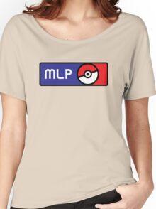 Major League Pokemon v2 Women's Relaxed Fit T-Shirt