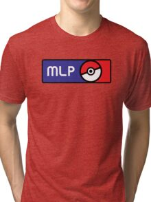 Major League Pokemon v2 Tri-blend T-Shirt