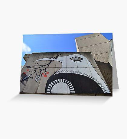 birmingham uk Greeting Card