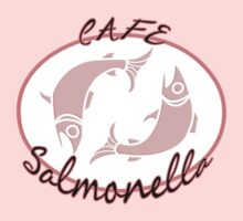 Cafe Salmonella by iLaurie