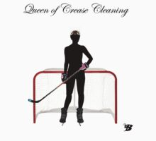 Queen of Crease Cleaning T-Shirt