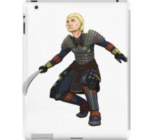 Delphine iPad Case/Skin