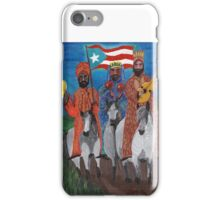 Los Tres Reyes iPhone Case/Skin