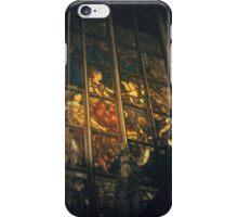 stain glass window iPhone Case/Skin