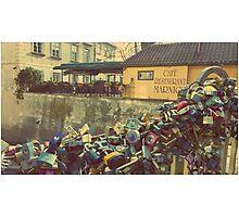 love locks Photographic Print