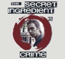 Super Hans - The Secret Ingredient Is Crime by JMoreaux