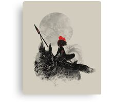 princess monokiki Canvas Print