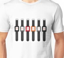Pebble Smartwatch Unisex T-Shirt