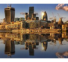 Thames View london Photographic Print