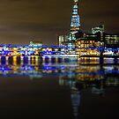 The Shard & London Skyline by Ian Hufton