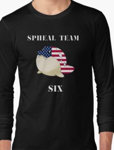 SPHEAL TEAM SIX Long Sleeve T-Shirt