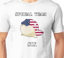 SPHEAL TEAM SIX Unisex T-Shirt