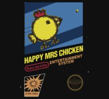 Happy Mrs Chicken by RussJericho23