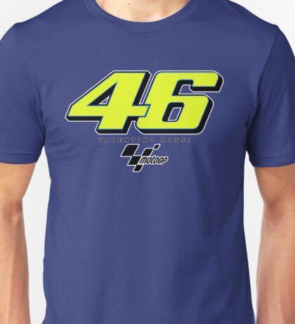 Rossi, MotoGP Unisex T-Shirt