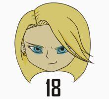 killer 18 One Piece - Short Sleeve