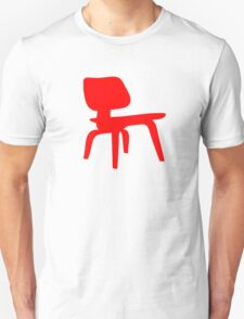 Eames Lounge Chair Wood Unisex T-Shirt