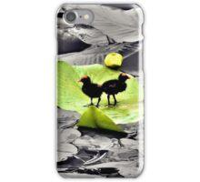 floating iPhone Case/Skin