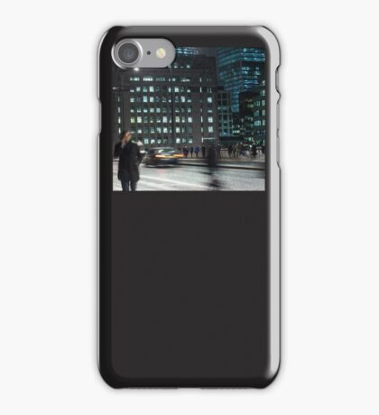 London Bridge at night. iPhone Case/Skin