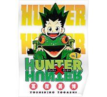 Hunter x Hunter manga Poster