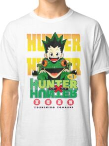 Hunter x Hunter manga Classic T-Shirt