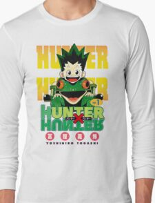Hunter x Hunter manga Long Sleeve T-Shirt