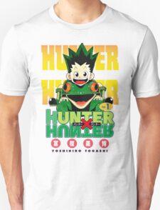 Hunter x Hunter manga Unisex T-Shirt