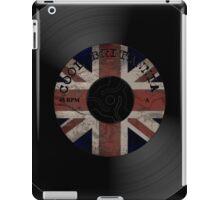 Cool Britannia iPad Case/Skin