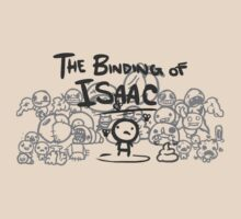 BINDING OF ISAAC SHIRT! by Steelgear24