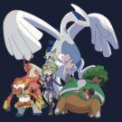 Pokemon trainer by pokegirl93