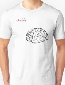 Stable Thoughts - Brain Damage T-Shirt