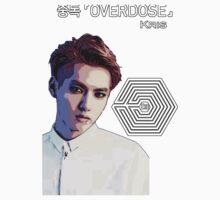 Exo Overdose Kris - White T-Shirt