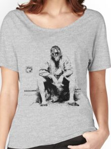 Big Lebowski Thinking Women's Relaxed Fit T-Shirt