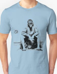 Big Lebowski Thinking T-Shirt