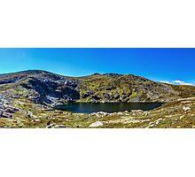 A Mountain Lake Photographic Print