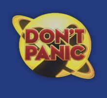 Don't Panic by linked-pinkies