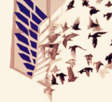 Freedom. Sticker