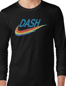 My little Pony Rainbow Dash parody Long Sleeve T-Shirt