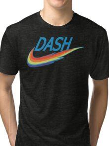My little Pony Rainbow Dash parody Tri-blend T-Shirt