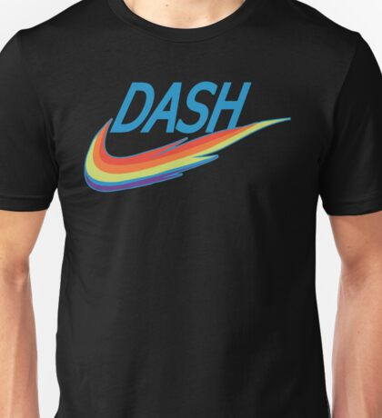 My little Pony Rainbow Dash parody Unisex T-Shirt