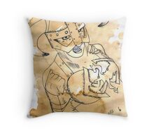 Dohvakin Throw Pillow