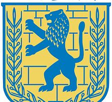 Coat of Arms of Jerusalem  by abbeyz71