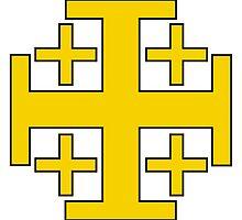 Jerusalem Cross  by abbeyz71