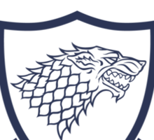 House Stark - Coat of Arms Sticker