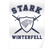 House Stark - Coat of Arms Poster