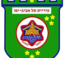 Coat of Arms of Tel Aviv by abbeyz71
